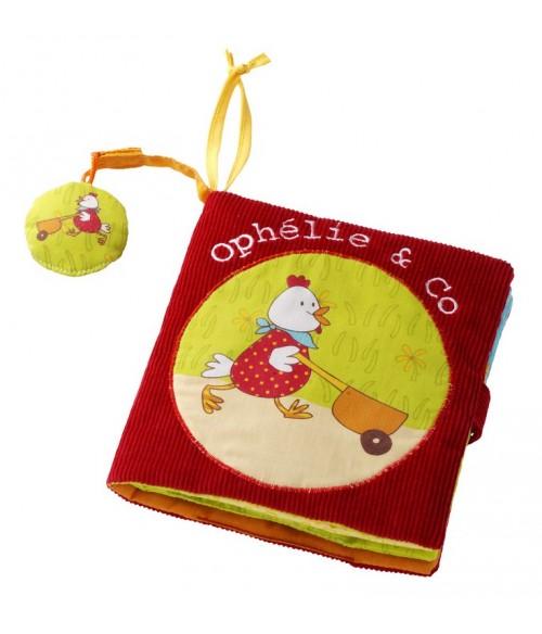 Livre Ophélie & Co - Lilliputiens - La Ferme