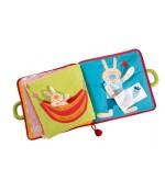 Livre Bonjour petit lapin - Lilliputiens - La Ferme