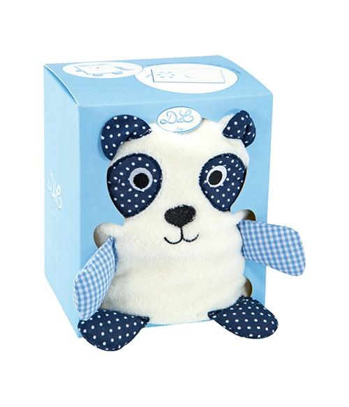 Couverture Panda - Doudou et Compagnie