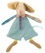 Doudou chien Moulin Roty - Les Tartempois