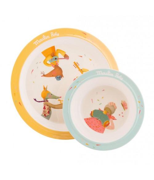 Set vaisselle - Les Tartempois