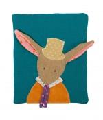 Protège carnet de santé lapin - Les Tartempois