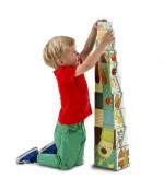 Jef Building Pyramide - La Ferme - Lilliputiens
