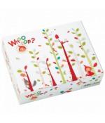 Whoo Hop Chaperon Rouge - Jeu de société - Les Contes - Lilliputiens