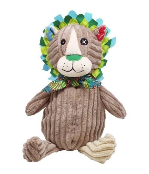 Peluche Jelekros le Lion - Simply - Les Déglingos