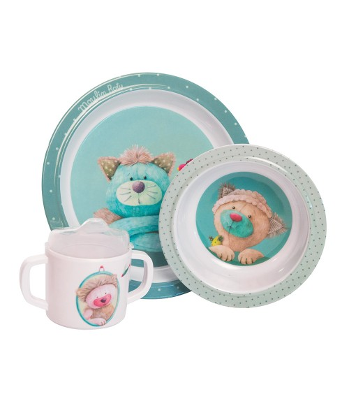 Coffret repas Moulin Roty - Les Pachats