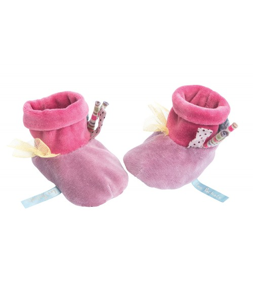 Chaussons parme Moulin Roty - Les Pachats