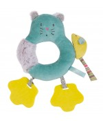 Anneau Hochet chat Moulin Roty - Les Pachats