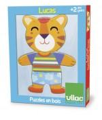 Puzzles Lucas à Habiller - Vilac