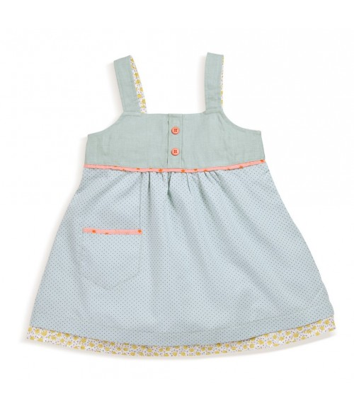 Robe Madelie moulin roty