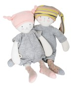Peluche Moon Le chat Les Petits dodos Moulin Roty