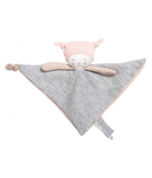 Doudou Moon le chat Les Petits dodos Moulin Roty