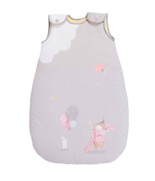 Gigoteuse grise Les Petits dodos Moulin Roty
