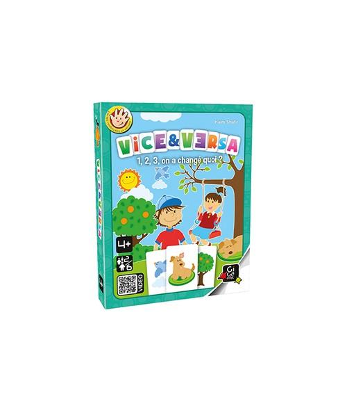 Vice & Versa - Gigamic