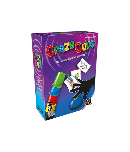 Crazy Cups - Gigamic