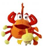 Oscar crabe gourmand lilliputiens