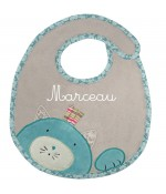 Bavoir Chat Moulin Roty - Les Pachats