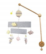 Mobile les petits dodos Moulin Roty