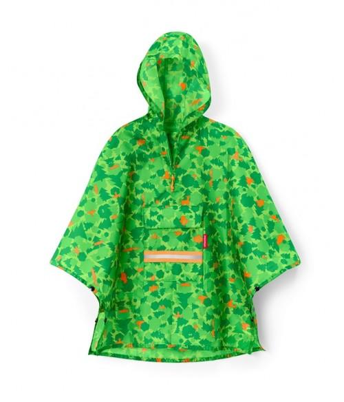 Poncho Enfant Mini Maxi Vert Forêt - Reisenthel