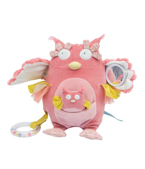 peluche d'activite moulin roty