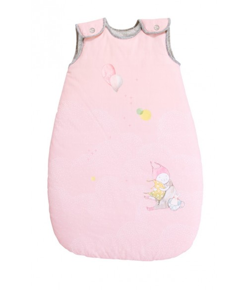 Gigoteuse rose Les Petits dodos Moulin Roty