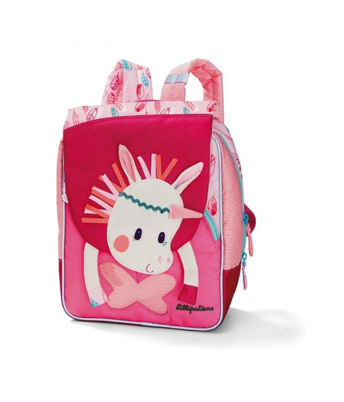 Cartable maternelle Louise la Licorne - Lilliputiens