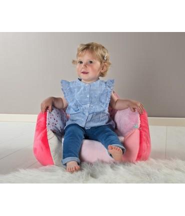 fauteuil lilliputiens chauffeuse moulin roty pouf chambre d 39 enfant nao pour les petits. Black Bedroom Furniture Sets. Home Design Ideas