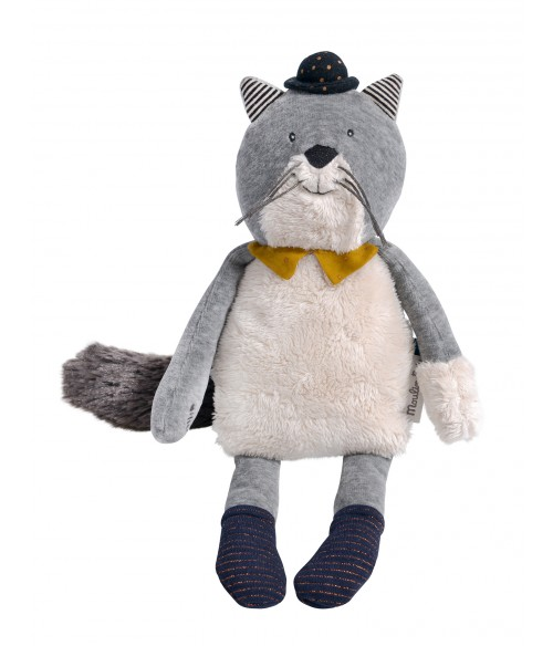 Peluche Fernand Moulin Roty - Les Moustaches
