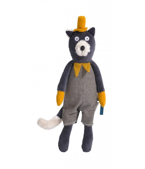 Alphonse le chat - Les Moustaches - Moulin Roty