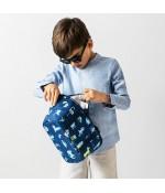 Panier isotherme Enfant Reisenthel - Alphabet Animaux Bleu