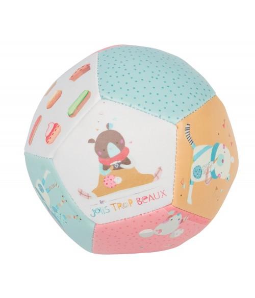 Ballon souple - Les Jolis trop beaux - Moulin Roty