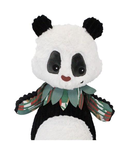 Peluche Rototos - le panda - Les déglingos