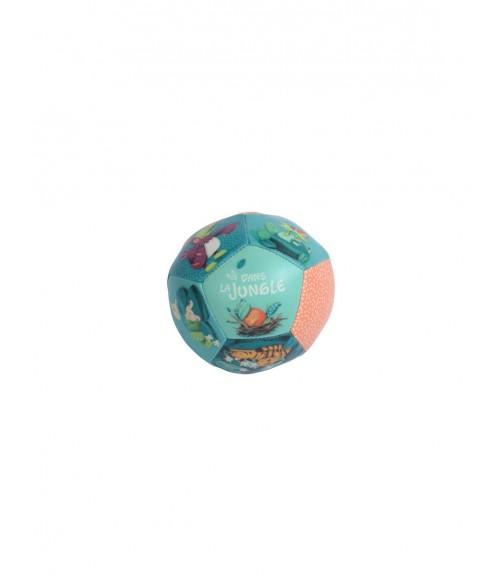 Ballon souple 10cm- Dans la jungle- Moulin Roty- 668510