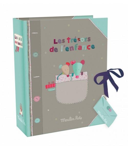 Coffret naissance Moulin Roty - Les jolis pas beaux