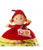 Marionnette réversible Petit Chaperon Rouge Lilliputiens - Les Contes