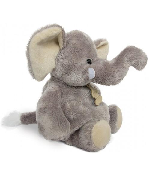 Peluche éléphant MM 23 cm - Histoire d'ours