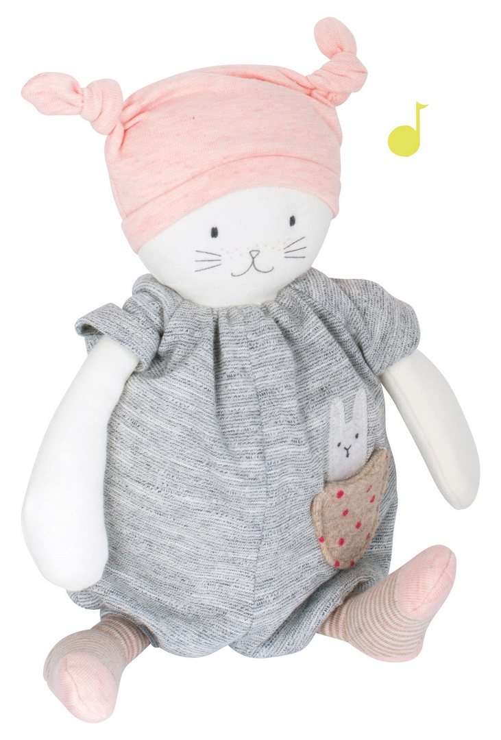 peluche musicale moon moulin roty